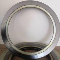 pn40不锈钢带定位环法兰密封垫片 机械标准自产自销