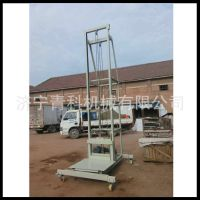 可移式电动升降机 货物装箱提升机 物料搬运升降运输机