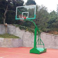 惠州篮球架预埋件 篮球架的标准尺寸是多少 柏克批发零售SMC板