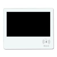 鑫飞XF-GG22BT 21.5寸电容屏触摸一体机电子班牌智慧智能教室数字校园刷卡签到机