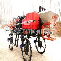 德沃机械专业生产四轮水稻喷药机格