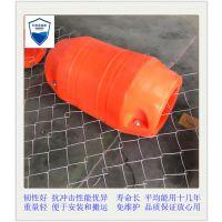 遵义航道拦污浮筒 河水挡污浮桶 水域PE警示浮桶