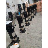 增压设备给水泵QDL32-60-2 11KW 扬程:74M 众度泵业 不锈钢无泄漏