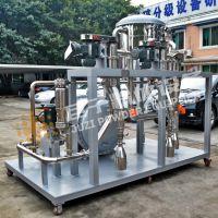 供应氮保分级机_3D打印材料粉末冶金专用气流分级机_四川巨子厂家直供