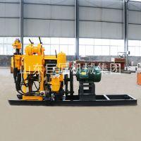 供应华夏巨匠百米水井钻机HZ-130Y家用液压打井机