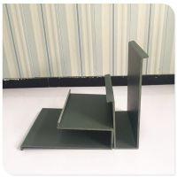 郑州塑料板厂家供应 成品天沟 檐沟雨水槽 高分子排水天沟
