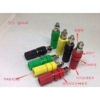 JXZ-1型接线柱M5*48  5mm纯铜接线端子 4mm香蕉插座/30A大电流