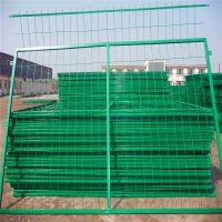 批发定做公路护栏网小区围栏车间隔离用什么样的护栏网