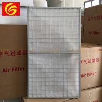 上海嘉定过滤网厂家G4初效平铺式过滤器空气过滤网滤芯装置 空调滤网上海恒歌