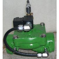 BERMAD伯尔梅特410-R型电磁排污阀PN16