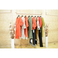 品牌服装折扣店怎么开布同19年春装新款女式风衣外套