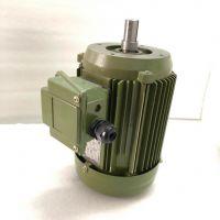 2.2KW铝合金电机现货 低噪音无振动机械设备专用三相异步电动机