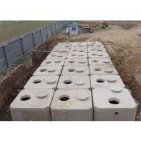 供应曲阜污水处理消防抗压力强水泥沉淀池 水泥化粪池检查井