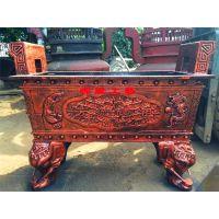 祠堂祖祠铸铁长方形香炉/大型禅寺宫殿香炉供应商