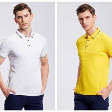 武汉Polo衫制作,定做男士Polo衫品牌,Polo衫图片,短袖夏季Polo衫生产批发厂家