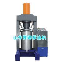 甘肃玉门供应120型全自动螺旋榨油机价格 新型多功能电加热榨油机操作简单