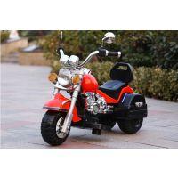 新款儿童电动摩托车 踏板摩托车 宝宝玩具车童车