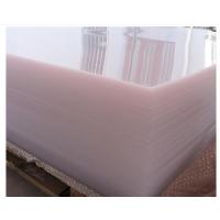 5mm透明有机玻璃板价格表