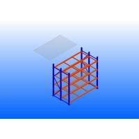 中型三柱层钢丝网