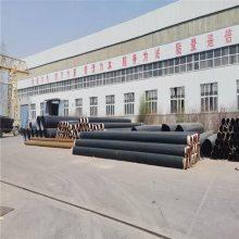 山东省钢套钢直埋保温管道规格型号,聚氨酯防腐保温管道价格