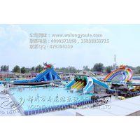 移动水上乐园水上浮具的价格表 郑州卧龙厂家直销 水上休闲运动的批发