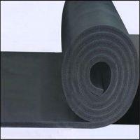 自粘胶橡塑保温棉 单面复合不干胶自粘橡塑板厂家