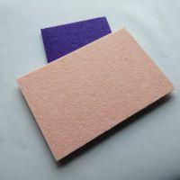 专业生产监听室墙面高质量隔音聚酯纤维吸音板