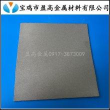 微孔钛滤板 微孔钛板 钛粉末烧结滤板
