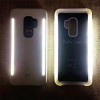lumee发光壳三代自拍led灯补光神器三星s9手机壳plus防摔iphonex