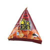 酒鬼花生小包装袋 休闲小食品零食迷你异型袋 铝塑充氮气三角袋
