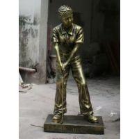 佛山玻璃钢雕塑定制运动人物雕塑