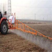 拖拉机带打药机 药管可随意加长喷雾器