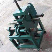 供应立式弯管机 不锈钢大棚管立式弯管机 电动机械折弯设备路士机械