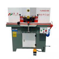 浩宏威MJ-305厂家直销橱柜专用切割机铝型材切角机木工切割锯十字绣切割机相框切角机