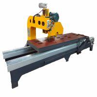自动切割倒角/汇志机械大理石石英石切边/平台板材切边机械f