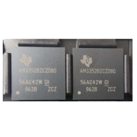 AM3354BZCZD80 嵌入式处理器和控制器 微处理器 - MPU BGA324封装
