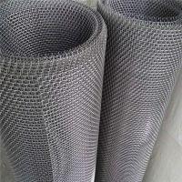 小丝轧花网 镀锌轧花网用途 锰钢矿筛网定做