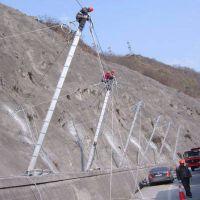 广西主动边坡防护网多钱?SNS柔性边坡防护网规格 山体兜石钢丝绳网
