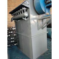 山西实恒DMC96袋脉冲布袋除尘器厂家技术卓越质量过硬