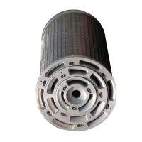 河南厂家直销三并联滤芯YLX495-0000 双并联滤芯 定制多并联滤芯