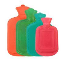 厂家直销大号防爆橡胶热水袋 充水加厚环保暖手宝冲注水暖手袋