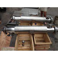 管壳式双管板换热器 高洁净无菌 巴氏消毒