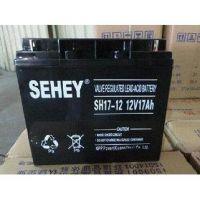 西力蓄电池SH24-12代理商参数报价