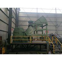 郑州欣诺机械金属压块破碎机设备,环保高效还节能