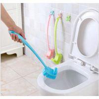 大号创意塑料长柄马桶刷 清洁厕所刷卫生间刷子多用洁厕刷跨境