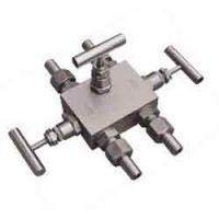 三科QFF3不锈钢三阀组适用介质: 水,油,气等腐蚀性与非腐蚀性介质