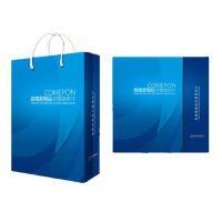 手提袋定制纸袋子 企业印刷logo礼品袋包装袋定做 服装包装袋制作