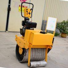 武汉市场小型单轮振动压路机 手推压路机