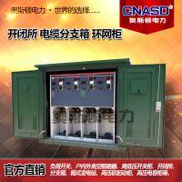 高压电缆分支箱分接箱贴牌代加工10KV开闭所欧美箱变充气环网柜