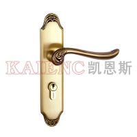 广东凯恩斯纯铜大门锁 房门锁五金代理加盟 门锁批发